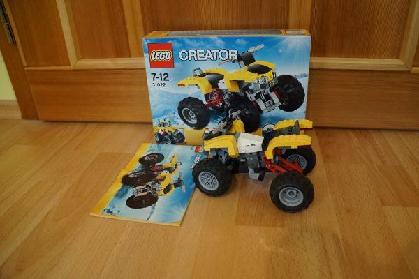 náhled Lego 31022 Turbo čtyřkolka