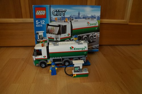 náhled LEGO 60016 Cisterna