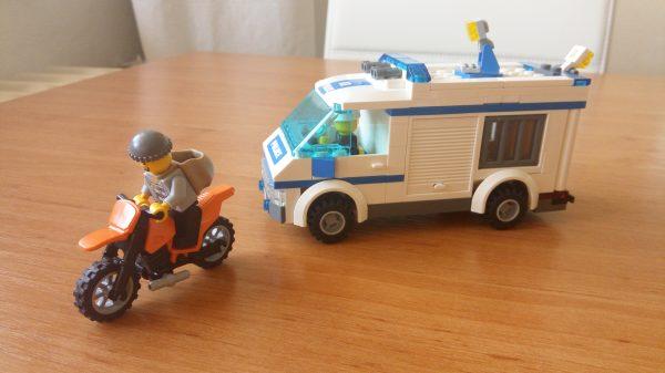 náhled LEGO CITY- policejní vůz