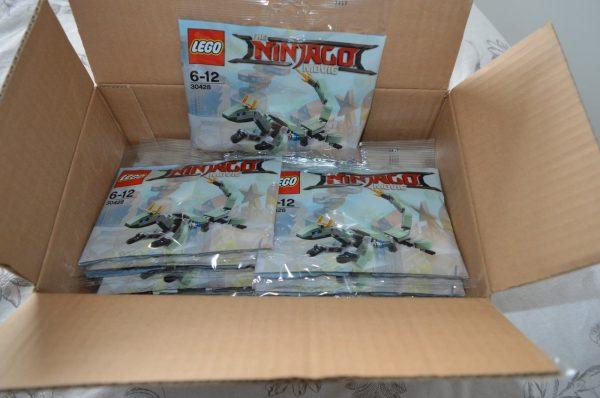 náhled Lego Ninjago 30428 Green Ninja Mech Dragon (polybag)