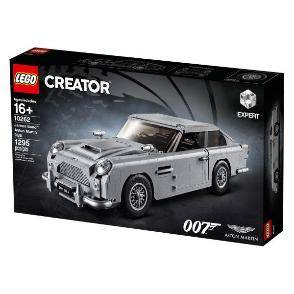 náhled Lego Creator 10262 Bondův Aston Martin DB5