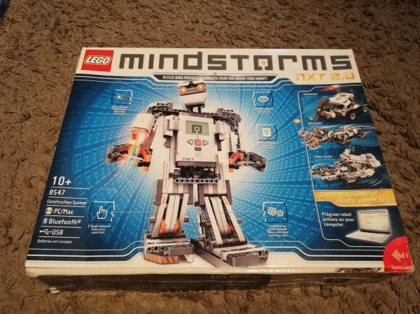 náhled LEGO MINDSTORMS  NXT 2.0 r. 2010