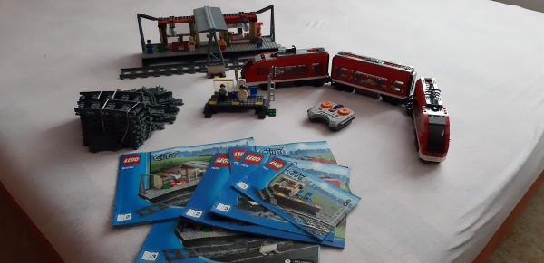 náhled VLAK LEGO CITY