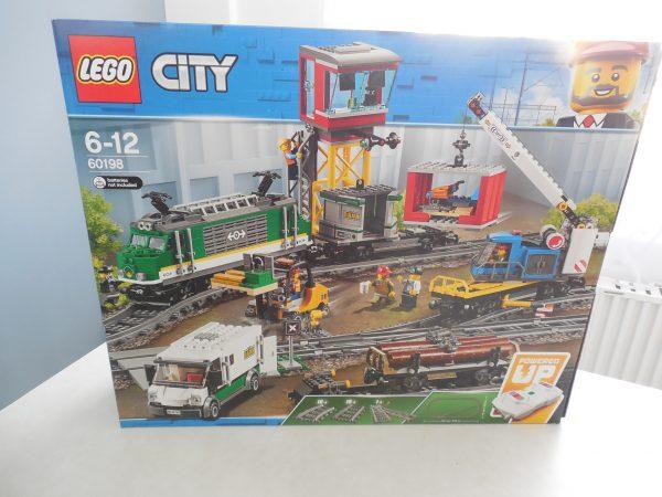 náhled Lego city vlak 60198
