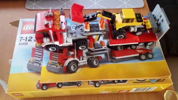 náhled LEGO 31005 - přeprava strpjů