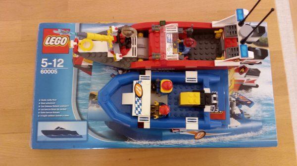 náhled LEGO 60005 hasičský člun