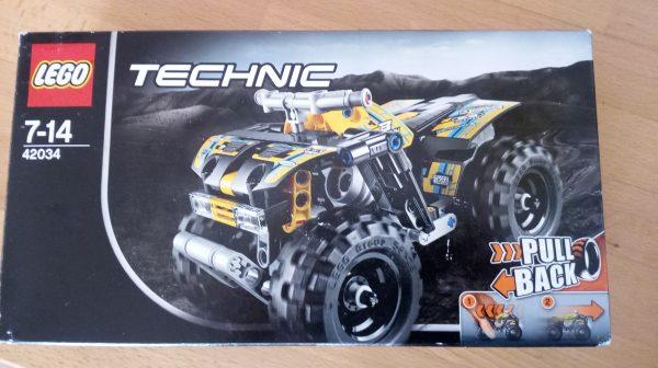 náhled LEGO 42034 čtyřkolka
