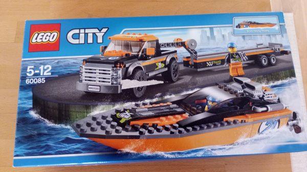 náhled LEGO 60085 závodní člun