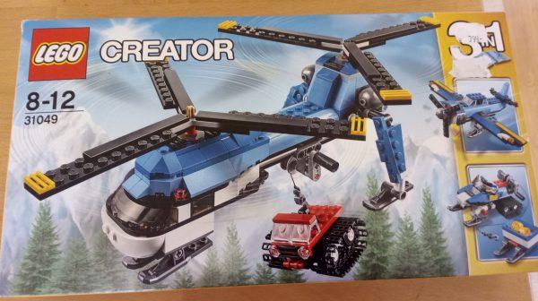 náhled LEGO 31049 záchranářský vrtulník