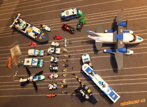 náhled Ucelená sbírka Lego City POLICIE