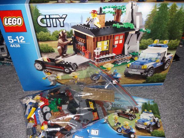 náhled Lego 4438
